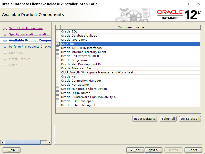 Oracle GoldenGate Microservices Architecture 12 3 quick set